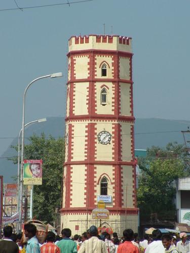 clock tower-viziznagaram 1
